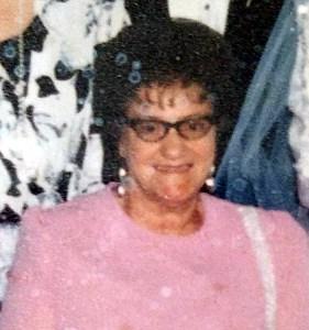 Laura Virginia  Casey