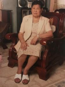 Eugenia Santos  SAMSON