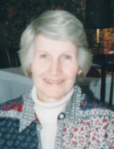 "Virginia ""Ginney"" A.  Brown"