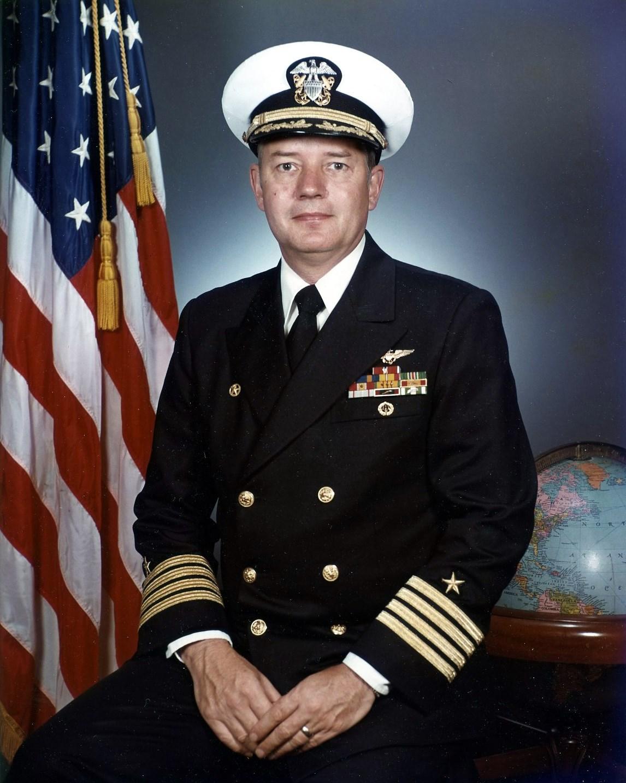 Capt. Gerard  Olson, USN Ret.