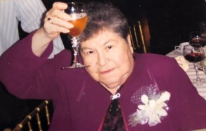 Vera Margaret  Padilla