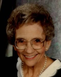 Muriel Irene  Horner