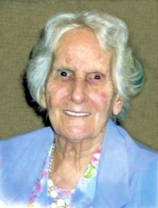 Doris Mae  Campbell