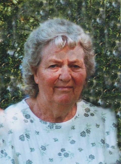 631dbf377 Anna Mae Christian Obituary - Versailles