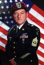 Kenneth Starnes, Sgt. Major, US Army, Ret.