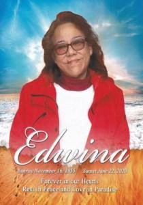 Edwina Corpus  Flynn
