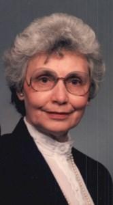 Frances Adair  Edmonson