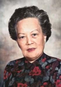 Mrs. Dong Moy  Wong