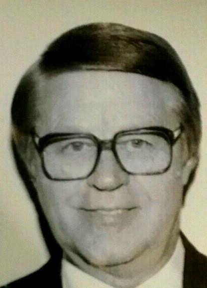Roy M  Johnson