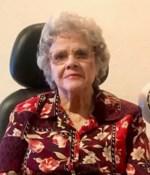 Mildred BRACKNELL