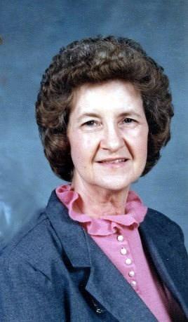 Fannie Collins  Yoder