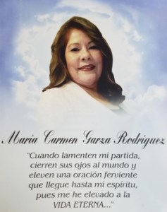 Maria Carmen  Garza