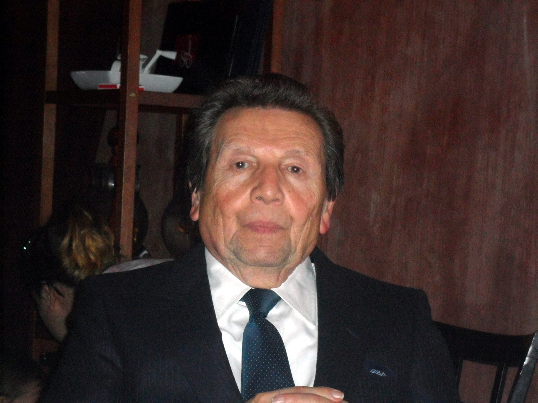 Louis Anthony  Carratu