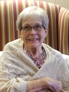 Donna Mae  Barger