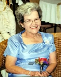Margie E.  Horner