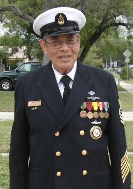 Chief Petty Officer TMC (SS) Romeo Oscar Collazo (U S  Navy, Retired