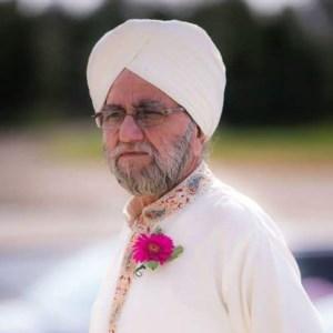 Joginder Singh  Anand