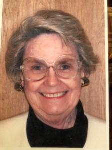 Nancy Claudine  John