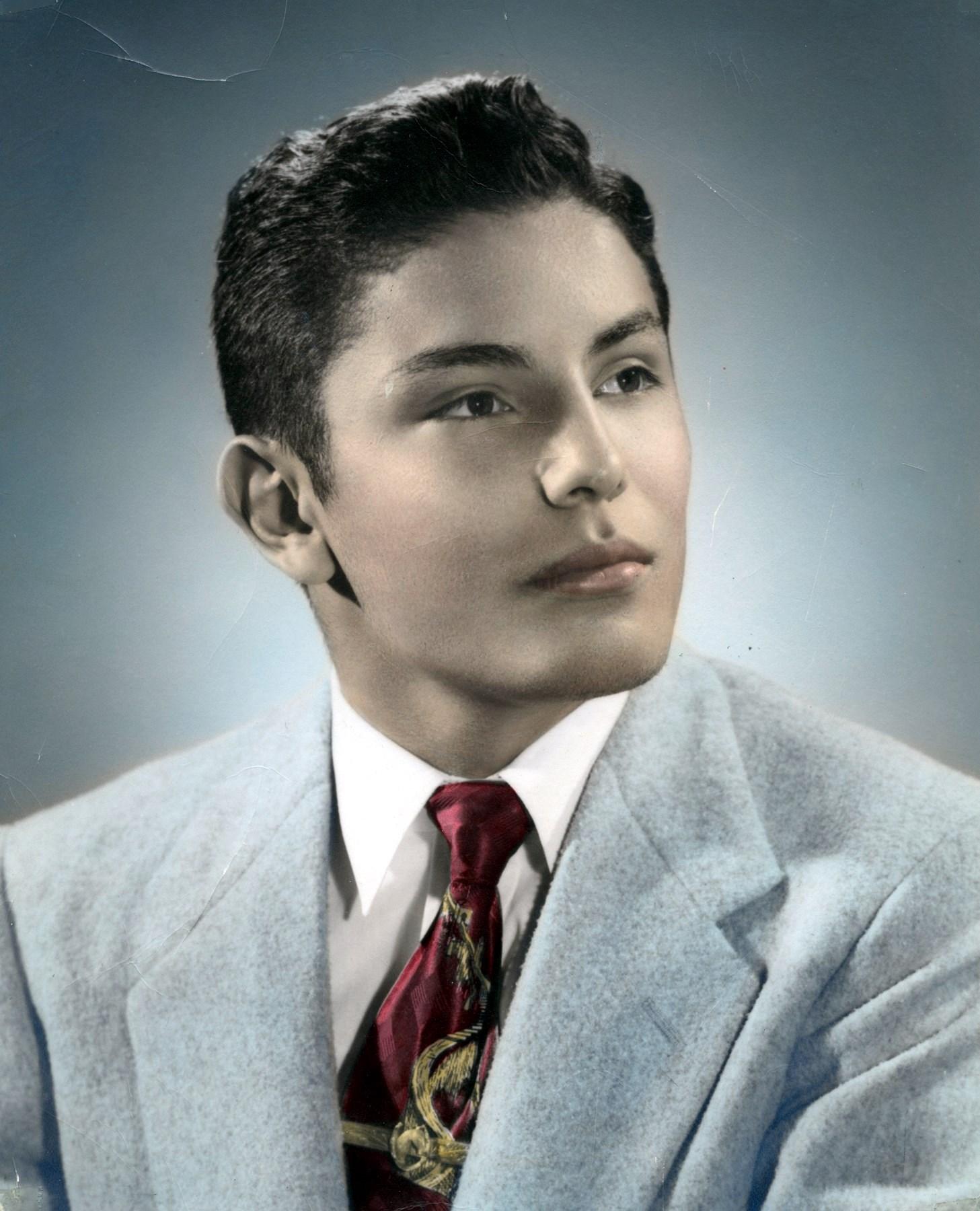 Armando Richard  Alvidrez