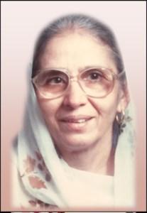 Darshan Kaur  Dosanjh