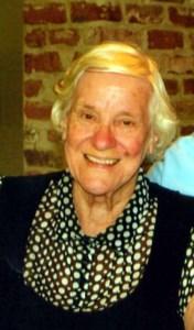 Marion Frances  Doran