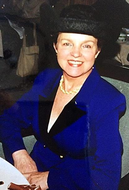 Margaret M.  Szmyd