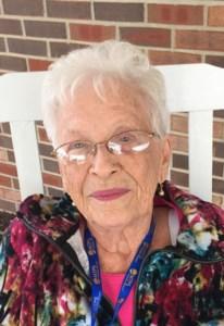 Betty Frances  Orr