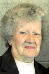 Doris Mary  Peters