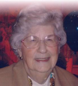 Betty Ellen  Haxton