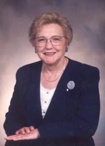 Alice Myrtle  (Buelow) Johnston