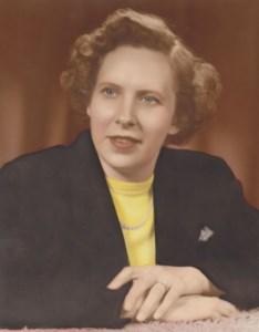 Elsie D  Ison