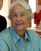 Gladys Burns  Dorsey