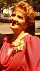 Grace Valerie  Cashman