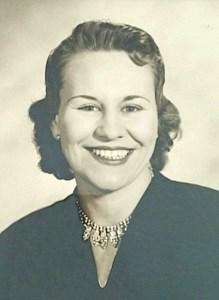 Mary Lou  Scrougham