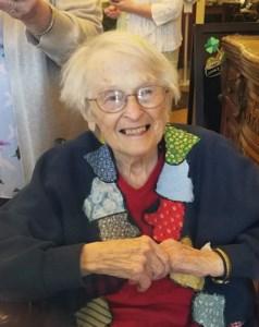 Violetta Helen  Ward
