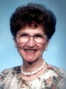 Ruth Virginia Hatley  McCoy