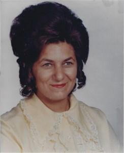 Betty Josephine  Trivette