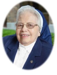 Sister Christine Marie  Serrano