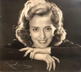 Alicia  Susana Zorrilla Avila   Mudd