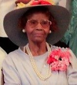 Hortense Elizabeth  Patterson