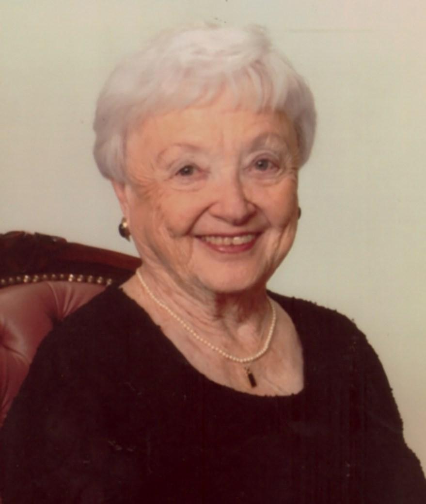 Mrs. Maye  (Copeland) Parkinson