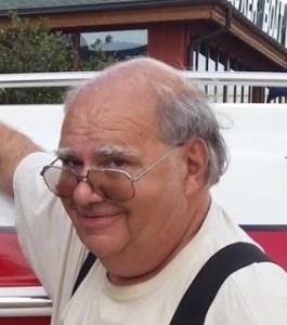 """Jerry """"Sidewinder""""  Mitchel"""