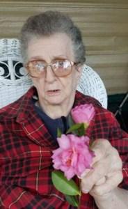 Jane Edna  Roberts