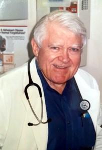 Charles Amon  Lanford MD