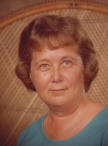 "Dorothy ""Dot"" Carolyn  Brady Workman"