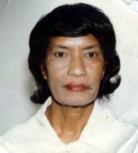 Marie Jacqueline  Adonis