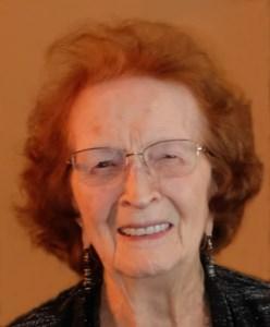 Agnes Baxter  MITCHELL