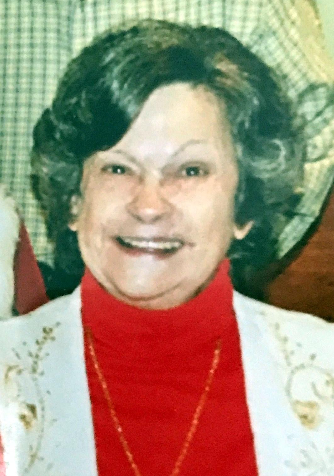 Doris Nell  Hamilton
