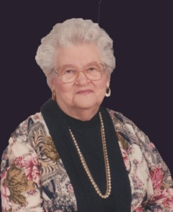 "Frances E.  Schmidt ""Fannie"""