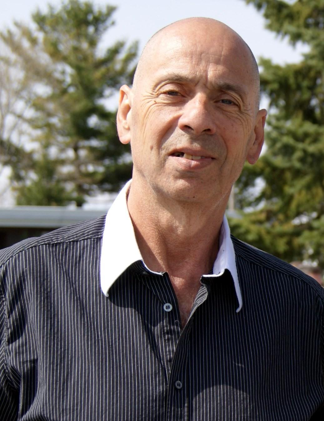 """Gérard """"Gerry""""  Lauzon"""
